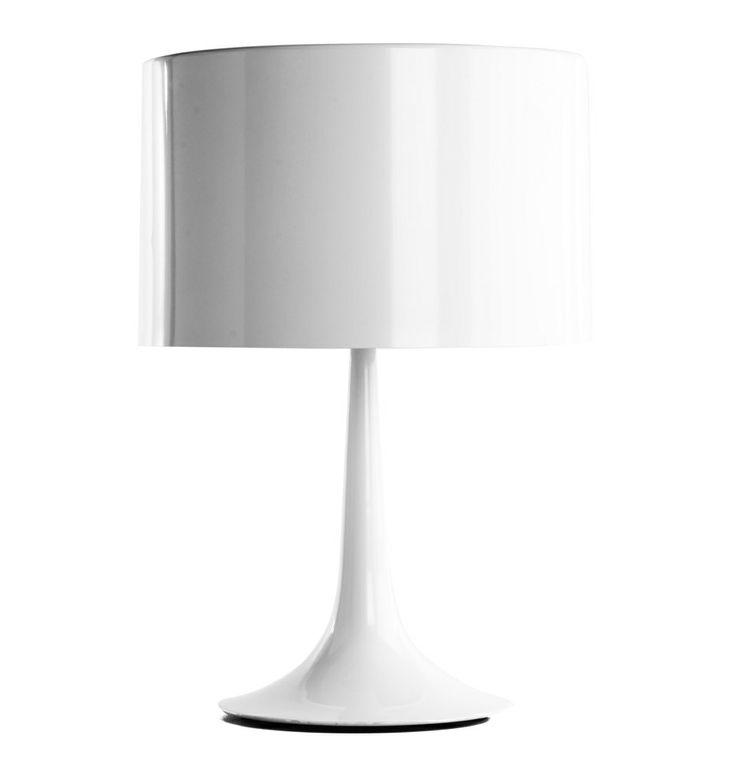 Replica Sebastian Wrong Spun Table Light by Unknown - Matt Blatt