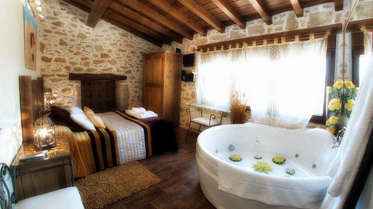 Bedroom jacuzzi home en 2019 jacuzzi bedroom y home - Paginas de casas rurales ...