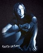 Beautiful navy Keith Urban 2006 Live Tour t-shirt with a photo of Keith on the front and the tour dates and cities on the back. #Grammys #Idol