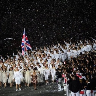 Team GB ...inspirational