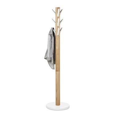 pystynaulakko valkoinen ja puu Umbra