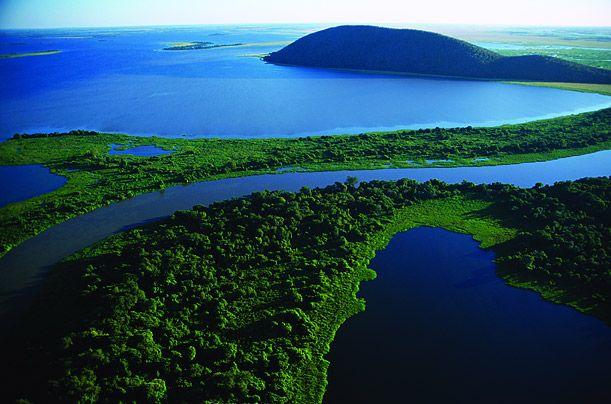 Brazil's Pantanal River