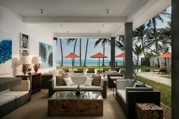 KK Beach hotel interior photo. Sri Lanka