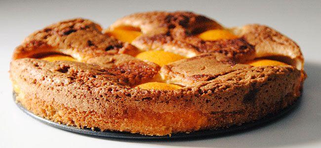 Tarta de melocotón de Donna Hay - http://www.bezzia.com/recetas/tarta-de-melocoton-de-donna-hay.html