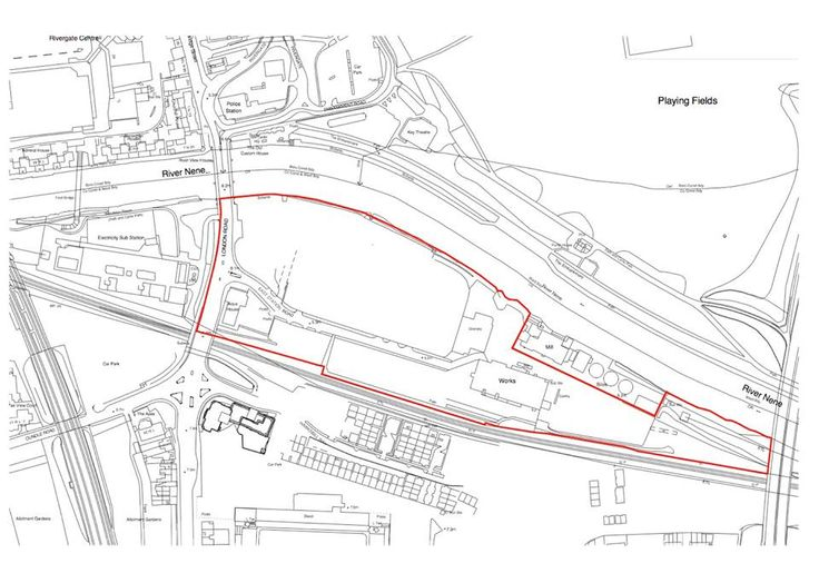 The Fletton Quays site provides 6.4 hectares of prime