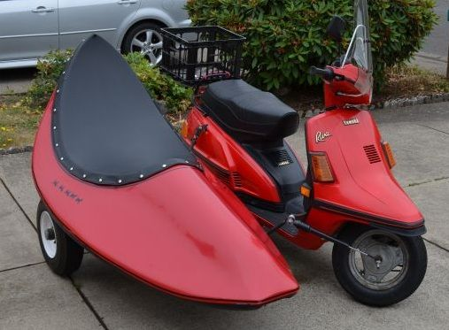 23 best scooters images on pinterest bicycle design bike design sweet sidecar fandeluxe Image collections