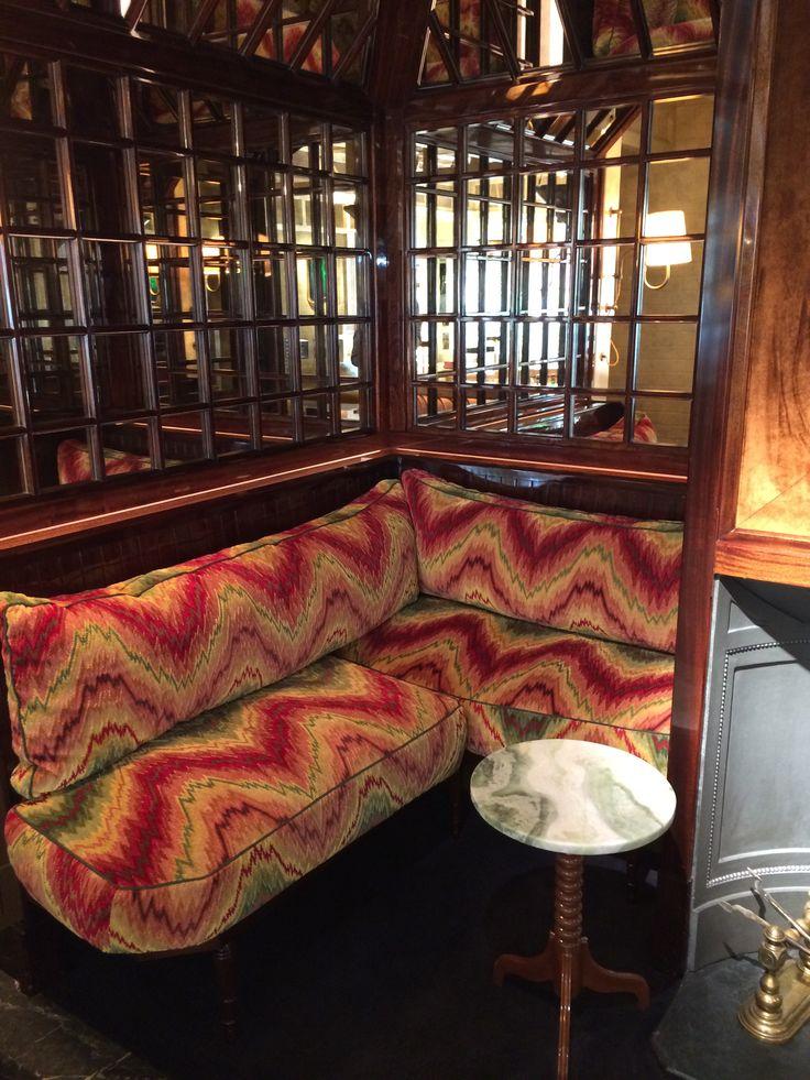 Chiltern Firehouse bar