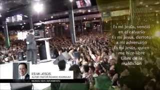 Es mi Jesús - CENTRO MUNDIAL DE AVIVAMIENTO BOGOTA COLOMBIA - YouTube