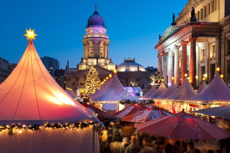 6 different ways to celebrate Christmas in Europe