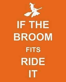 If The Broom Fits Ride It Funny Witch Funny Quotes Halloween Halloween  Pictures Happy Halloween Halloween Images Halloween Ideas Broom Halloween  Humor Funny ...