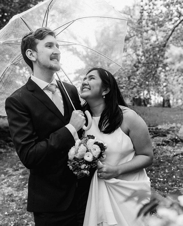 Our Mantra For Our Lovelies Getting Married This Week Pure Joy Rain Or Shine Honeybreakofficiants Rainonyour Wedding Officiant Nyc Wedding Getting Married