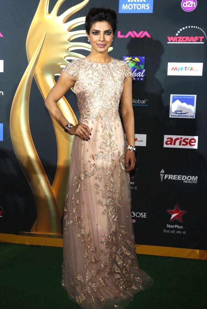 Priyanka Chopra at IIFA 2014http://bb3b.com/Health-Wellness/pierre-wardini-premier-magazine/