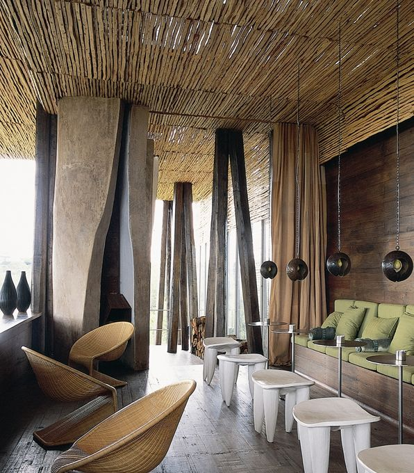 lodges | Designed from the premise of treading the earth lightly and boasting ...