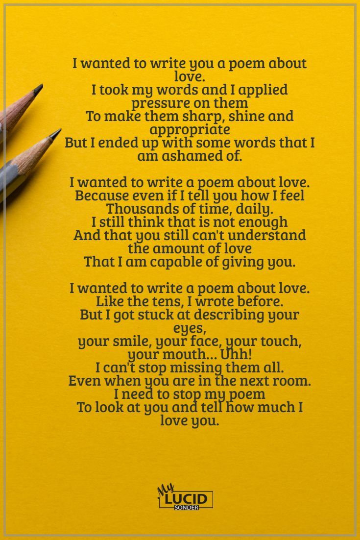 Poem about love  Love poems, Poems, Writing poems