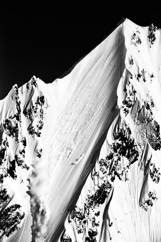 by Keoki Flagg #mountain #snow