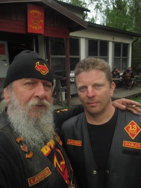 Bandidos support Belgium | BMC | Motorcycle clubs, Biker clubs, Biker