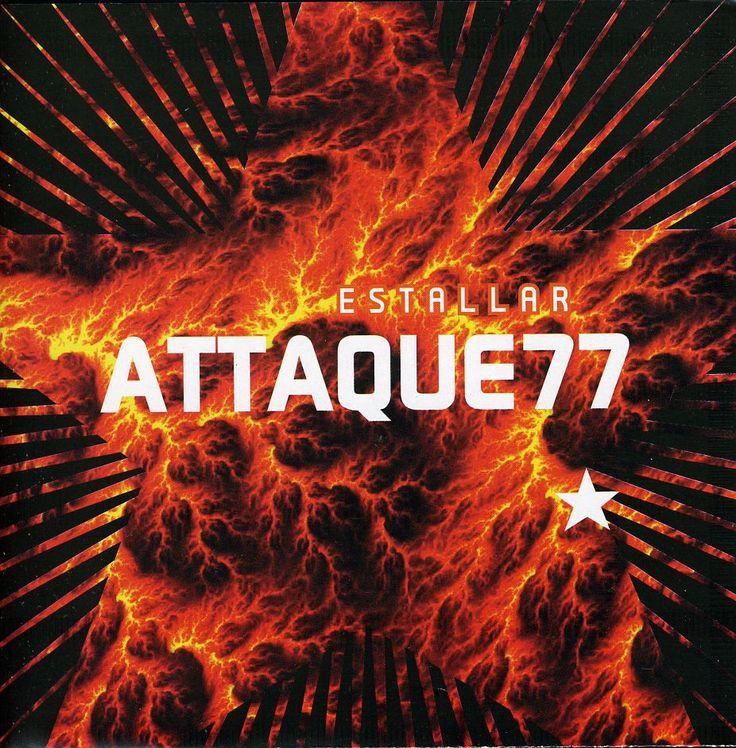 Attaque 77 - Estallar w/ Ntsc Dvd