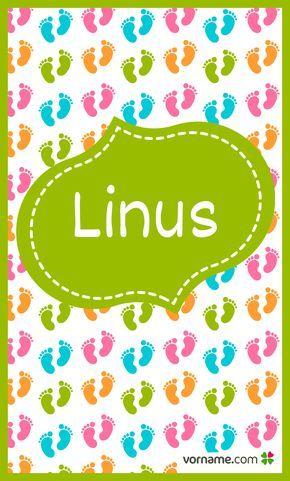 Linus als Name für Dein Baby? Finde heraus, wo der beliebte Jungenname herkommt, was er bedeutet, wann sein Namenstag ist und vieles mehr. Alle Infos zum Namen Linus auf Vorname.com entdecken!