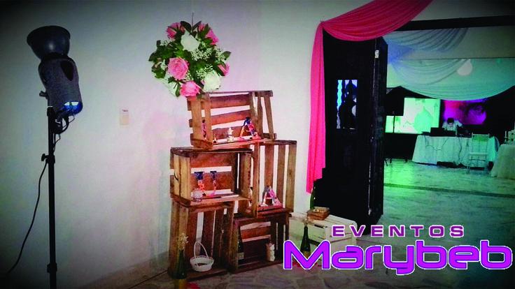 Hermosa Entrada Vintage Casa 4  Eventos Marybeb