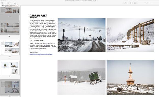 Inilah 15 Contoh Desain Majalah Yang Harus Kamu Lihat Blog Sribu Desain Majalah Desain Majalah