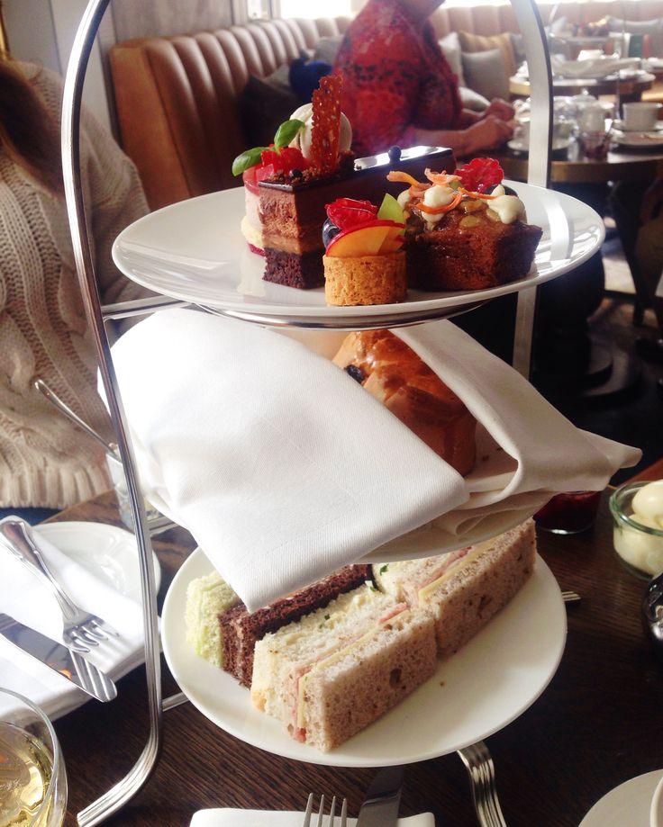 #Teatime in London