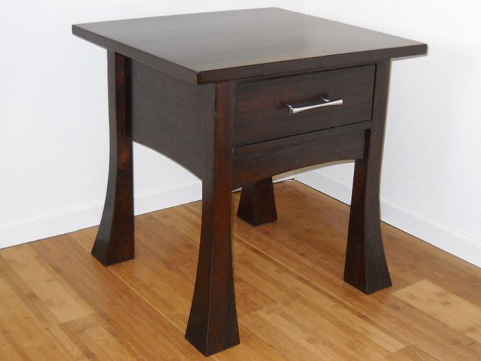 Appleton Heirloom Bonza Mahogany Side Table
