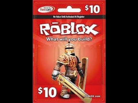 ROBLOX- Gift Card Codes (Free Codes) - http ...
