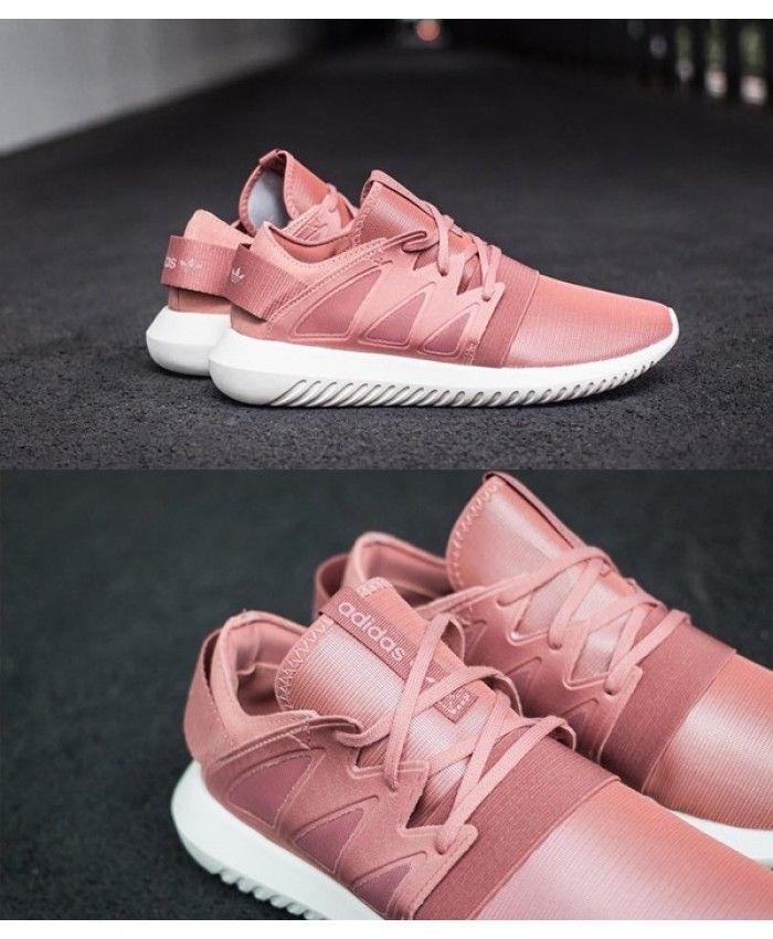 half off ee58f 22995 Adidas Tubular Viral Raw Pink Womens Shoes | tubular viral ...
