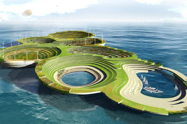 Floating cities: life on the water - E & T Magazine