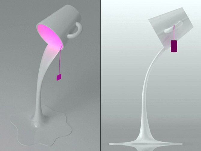 Here Is An Out Of The Box Lighting Design From Yeongwoo Kim.