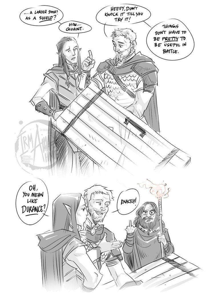 pillars of eternity comic