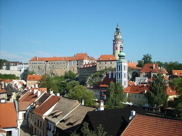 Český Krumlov - renesanční zámek