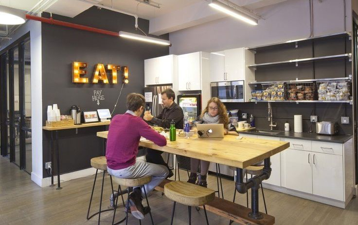 coworking space | Inside Cowork|rs' New York City Coworking Space - Officelovin