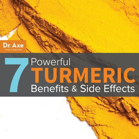 7 Powerful Turmeric Health Benefits & Side Effects