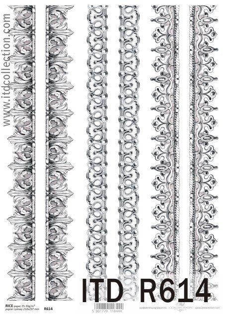 R614 - Hartie orez A4, 25 - 30gr - ITD › Complex Art Timisoara