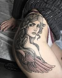 Image result for athena greek goddess tattoo