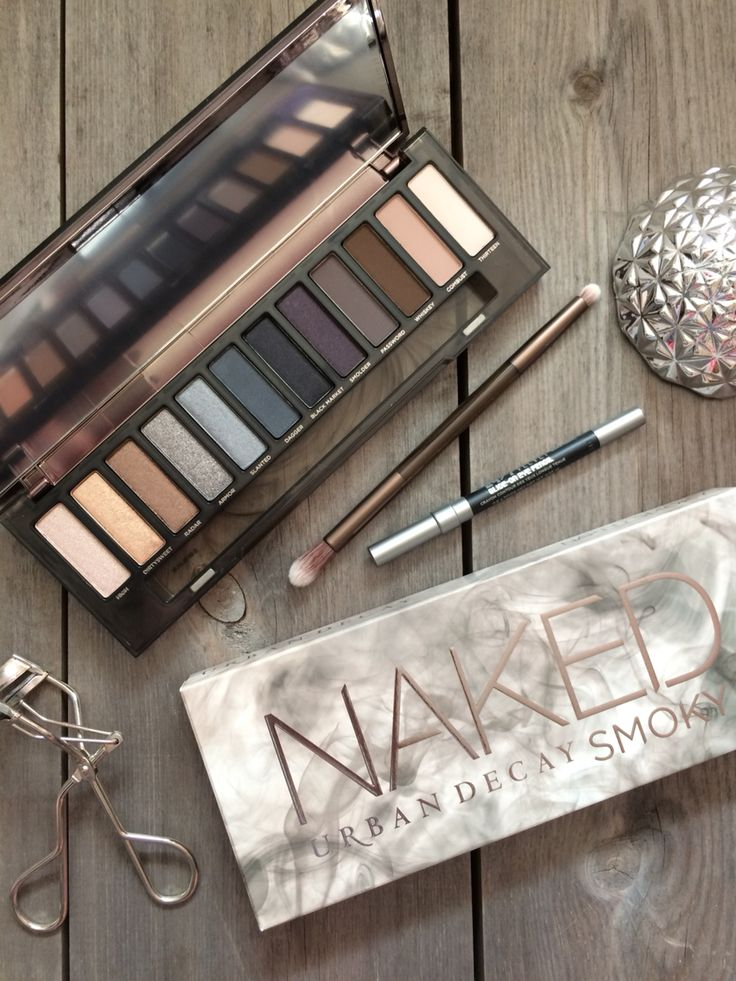 Urban Decay Naked Smoky Eyeshadow Palette - post coming soon.