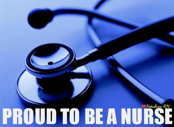 Proud to be a nurse! Happy Nurses Week! Nurse humor ...