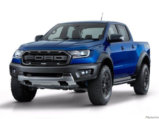 Ford Ranger Raptor 2019 Avec Un Moteur Turbo Diesel De 210 Ch