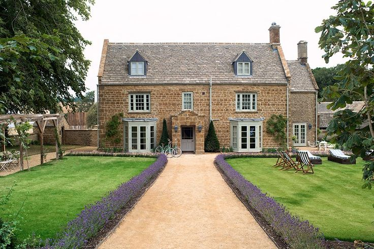 The trendy London-based Soho House brand—known for its chic private members' clubs and hotels in places such as Berlin, Los Angeles, and Istanbul—recently debuted its newest property, Soho Farmhouse, in Oxfordshire, England. The epitome of a stylish country retreat, the 100-acre resort comprises a seven-bedroom farmhouse (shown), a four-bedroom cottage, and 40 cabins that offer an ideal escape from city life.