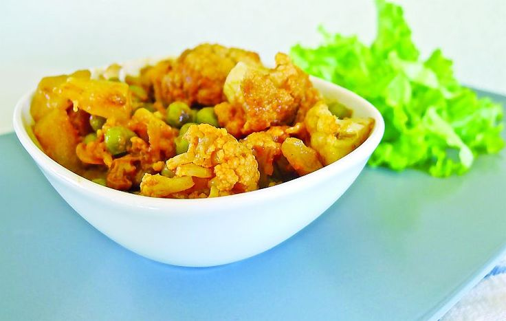Curry di patate e cavolfiore - Ricetta