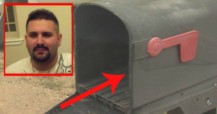 Man Gets Sick 'Gift' In Mail After Passerby Saw What Was In His Yard
