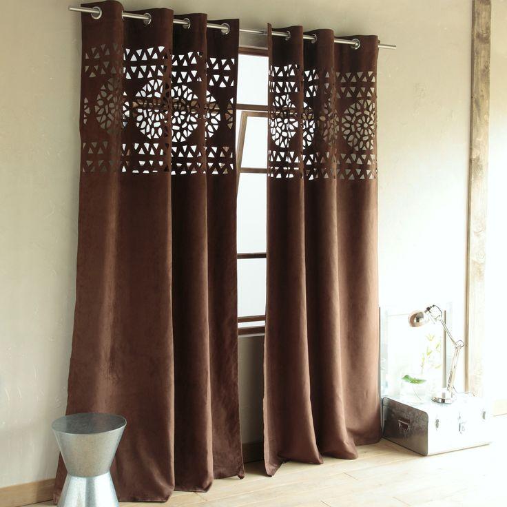 1000 id es propos de rideaux p ches sur pinterest. Black Bedroom Furniture Sets. Home Design Ideas