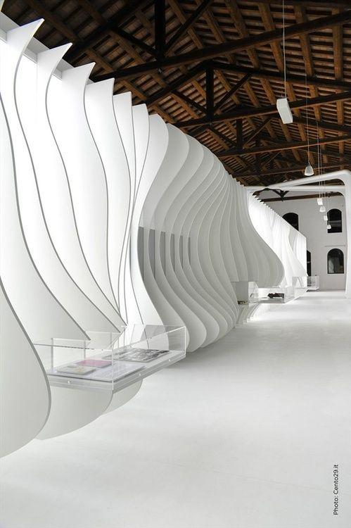 Enzo Ferrari museum /Jan Kaplický – Future Systems