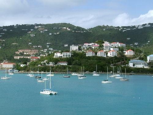 St.Thomas harbor