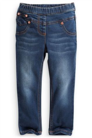 Buy Denim Look Jeggings (3mths-6yrs) online today at Next: Belgium