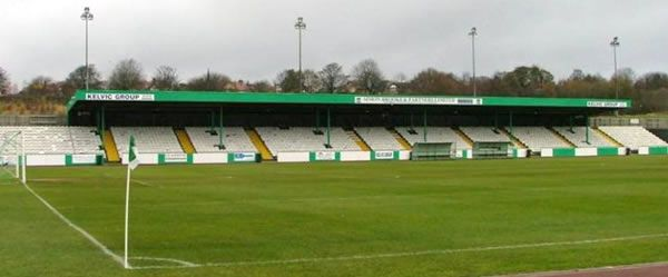 Horsfall Stadium - Bradford Park Avenue