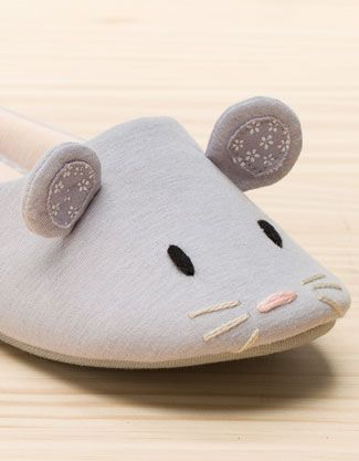 Mouse mule slippers - Home - Footwear - Bulgaria