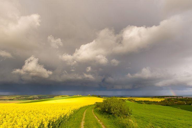 Thunderstorm - Audembert, France