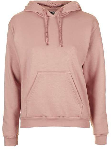 Petite oversized hoody